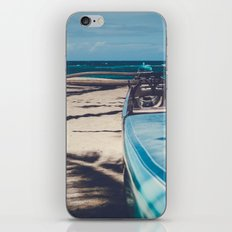 Hawaiian Outrigger Canoe Kuau Paia Maui Hawaii iPhone & iPod Skin