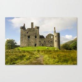 Kilchurn Castle Canvas Print