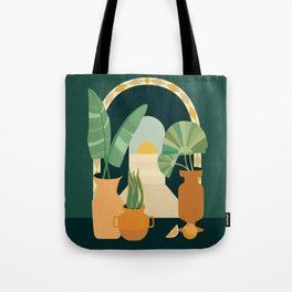 Doorway to Cuba Tote Bag