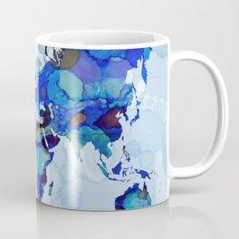 Design 105 world map Coffee Mug