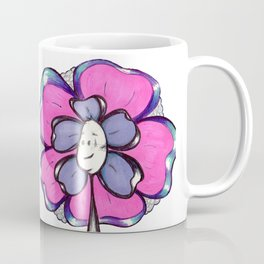 """Just Hangin' "" Flowerkid Coffee Mug"