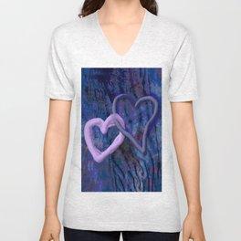 Love always Unisex V-Neck