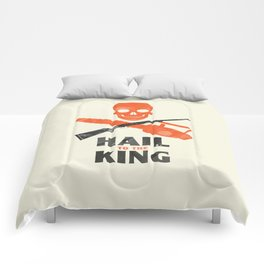 Hail to the King! Comforters