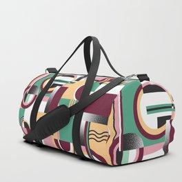 Bauhaus/ Deco 2 Duffle Bag