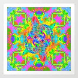 Balinda-Sir Parker Art Print
