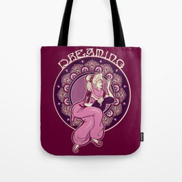 Dreaming of Jeannie Tote Bag