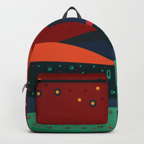 Textures/Abstract 140 Backpack