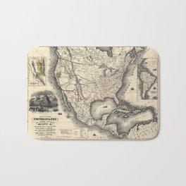 United States - 1849 Bath Mat
