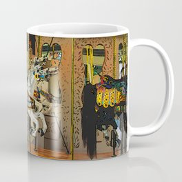 Carousel Magic - Merry-go-Round Coffee Mug