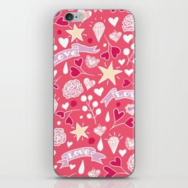 Love Symbols iPhone Skin