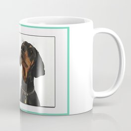 Dog Poster Coffee Mug