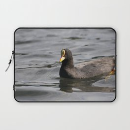 A curious coot Laptop Sleeve