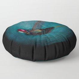 Dead Fly Floor Pillow