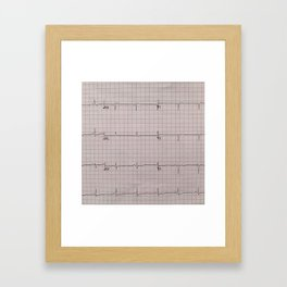Let's Play Doctor Framed Art Print