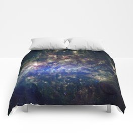 Large Magellanic Cloud, infrared 2 Comforters
