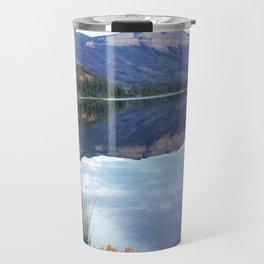 Haviland Lake, elevation 8,100 feet Travel Mug