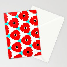Herweije Retro Flower Pattern Stationery Cards