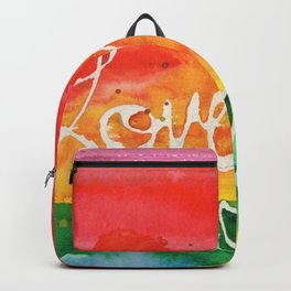 Love Wins Backpack