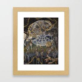 Divine Time Framed Art Print