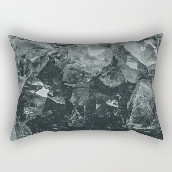 Dark Crystal Rectangular Pillow