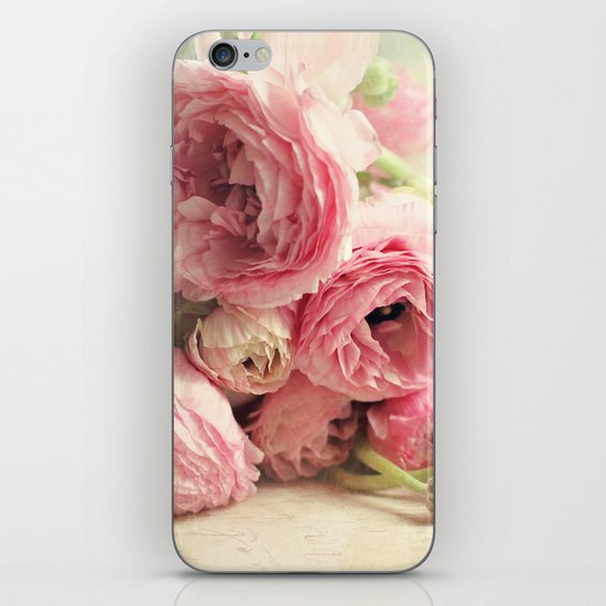 the first bouquet iPhone & iPod Skin