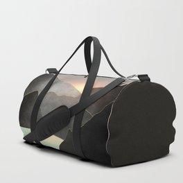 Minimal Landscape 03 Duffle Bag