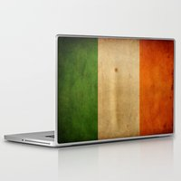 ruben ireland Laptop & iPad Skins featuring Ireland by NicoWriter
