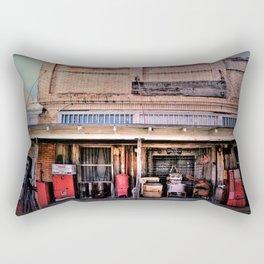 Old Store  Rectangular Pillow