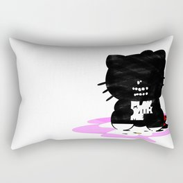 Love Cat Rectangular Pillow
