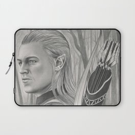 Elf Archer Laptop Sleeve