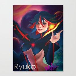 Ryuko Canvas Print