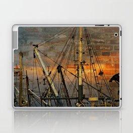Industrial Hodge Podge Laptop & iPad Skin