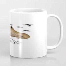 Time's Fun When You're Having Flies Coffee Mug