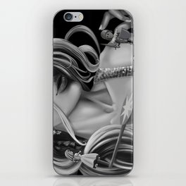 Lychgate 1st Edition Book Cover iPhone Skin
