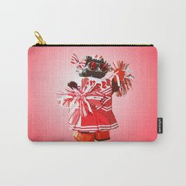 Cheerbot Red Carry-All Pouch