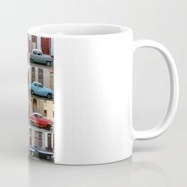 Cuba Cars - Horizontal Coffee Mug