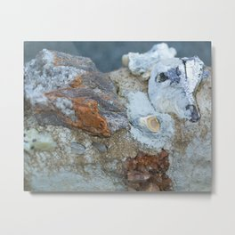 Stones together Metal Print