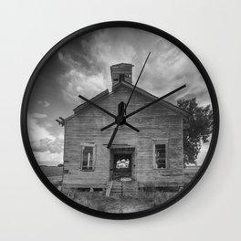 Yesterday Wall Clock