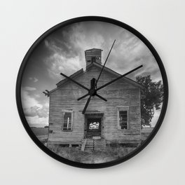Yesterday Wall Clock
