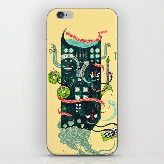 Power Trio iPhone & iPod Skin