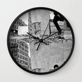 Urban Plate Wall Clock