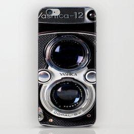 Photography camera 4 iPhone Skin
