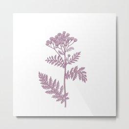 pink flower 1 . Metal Print