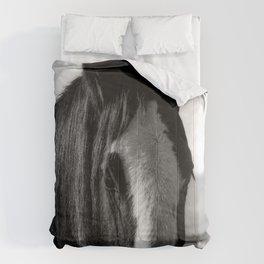 Freya B&W Comforters