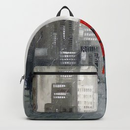 Together in new York Backpack