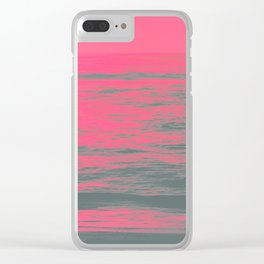 i _ s e a Clear iPhone Case