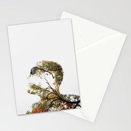 """Mr. Branchy"" Stationery Cards"