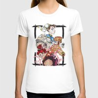 street fighter T-shirts featuring Street Fighter by Mazuki Arts