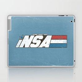 iN.S.A - iNternet Security Agency Laptop & iPad Skin