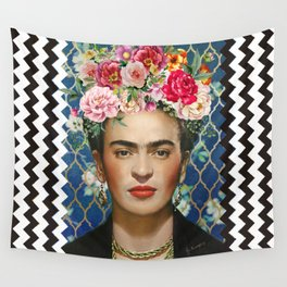 Forever Frida Wall Tapestry